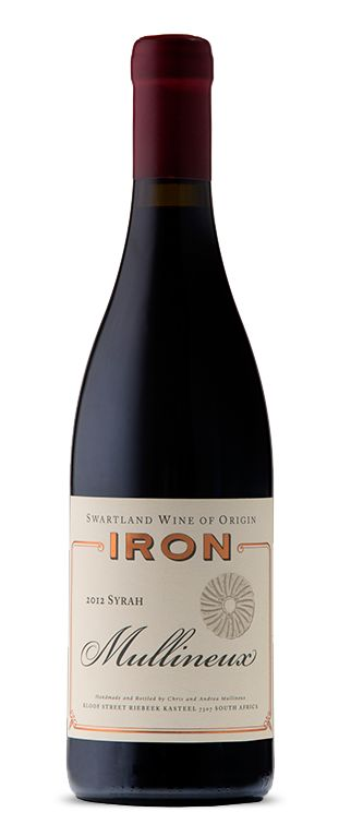 Mullineux Iron Syrah 2013 (Platter's 2016 - Red Wine of the Year) #wine #southafrica