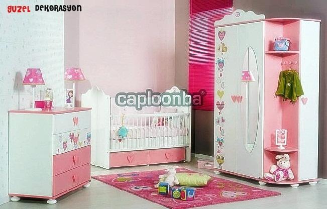 kaplumbağa mobilya bebek odası