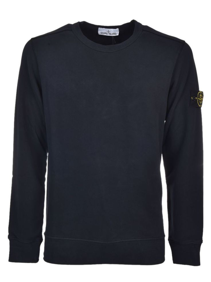 STONE ISLAND Stone Island Classic Sweatshirt. #stoneisland #cloth #