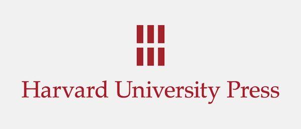 Harvard University Press Updates Logo - DesignTAXI.com