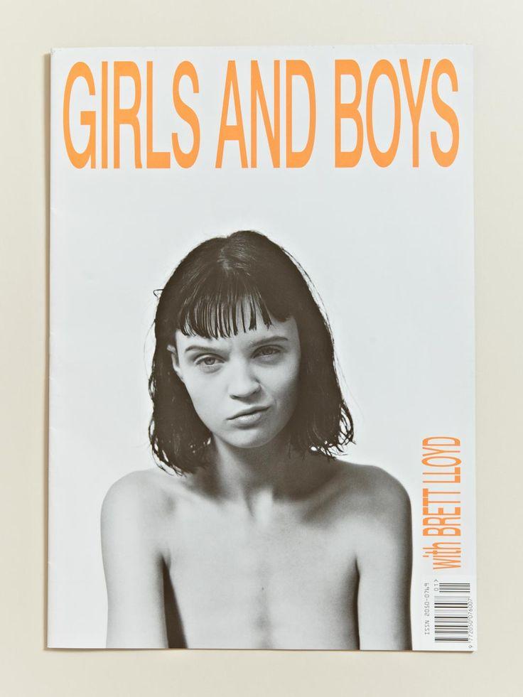 Girls and Boys with Brett Lloyd — Brett Lloyd