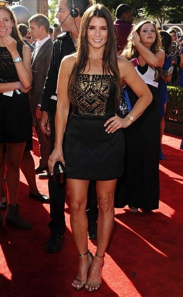 Danica Patrick - Arrivals at the ESPY Awards