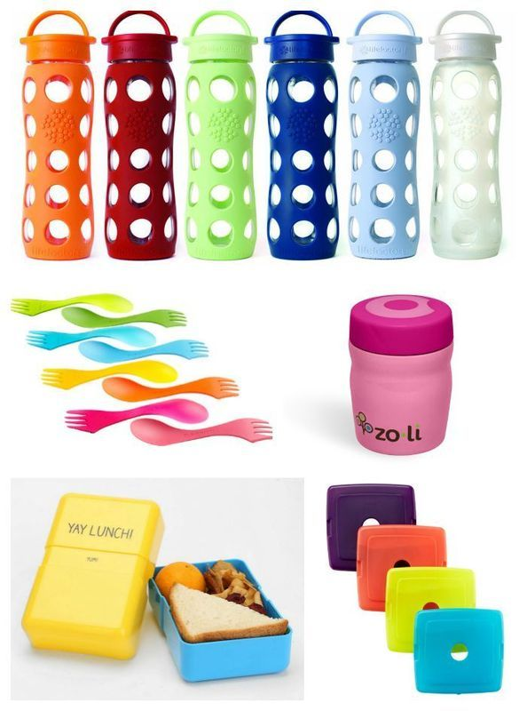 Have the coolest lunch box around! Round up of the coolest lunch items for BTS via Cool Mom Picks.