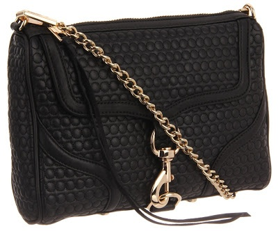 Rebecca Minkoff. I own this bag in a olive green so pretty love!!