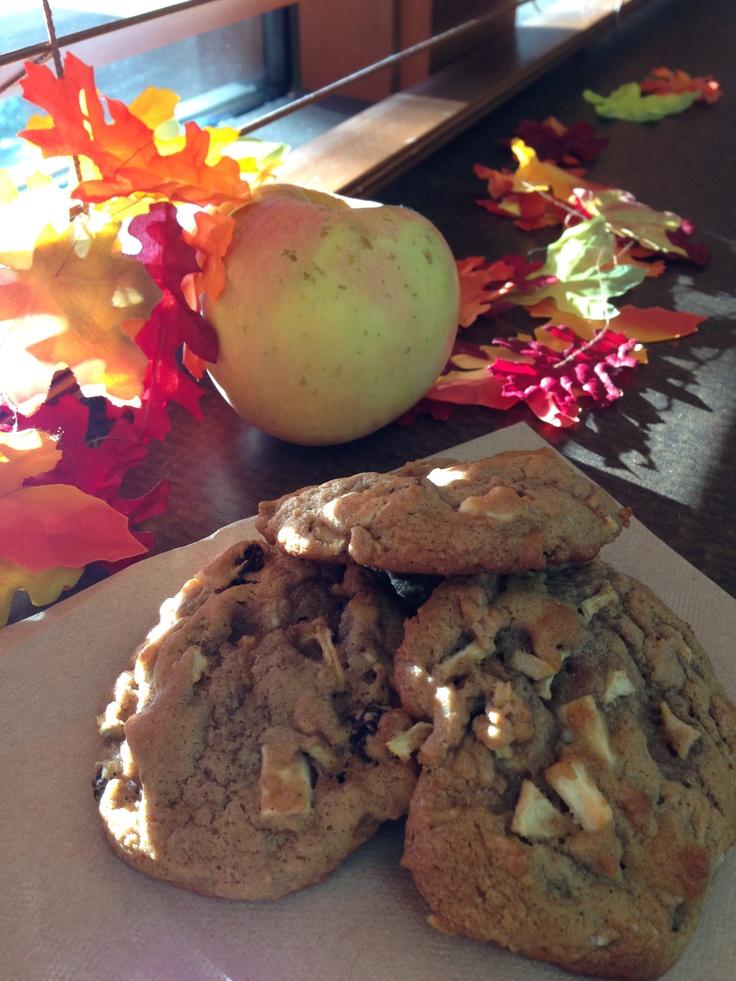 Cinnamon Apple cookies ❤