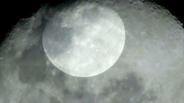 before full moon