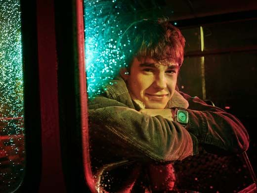 Nico Mirallegro - Finn Nelson - My Mad Fat Diary - Series 2: Photo Shoot