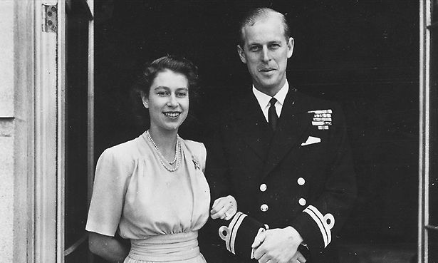 The Queen and Prince Philip celebrate 70th anniversary of their engagement   HELLO! Canada