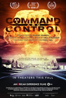 Nonfiction Military Thriller Command and Control Releases Trailer and Poster - http://www.goldenstatehaunts.org/2016/07/29/nonfiction-military-thriller-command-and-control-releases-trailer-and-poster/