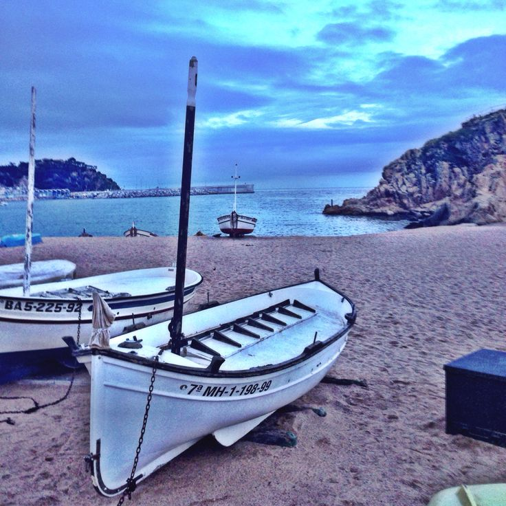Playa de Blanes @ Catalunya, Spain