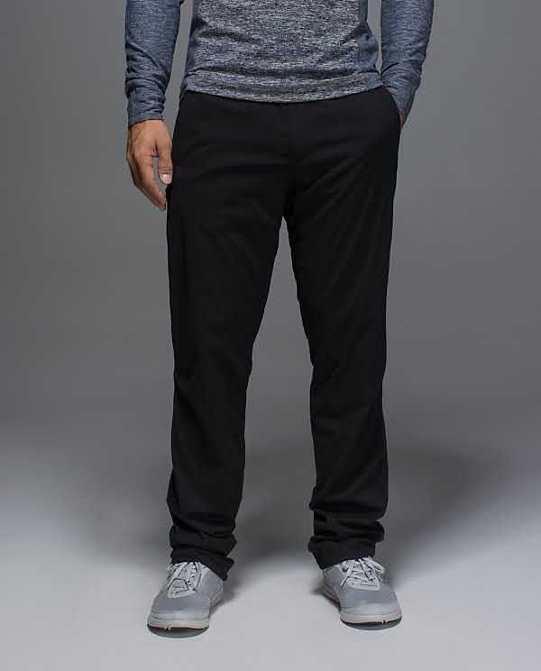 Seawall Track Pant 2.0*Lined size S (black)