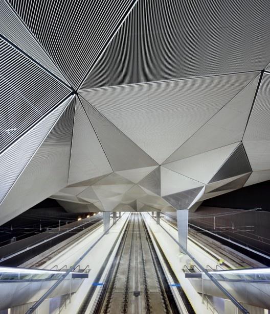 Estación de Trenes de Alta Velocidad en Logroño / Ábalos + Sentkiewicz arquitectos | Plataforma Arquitectura