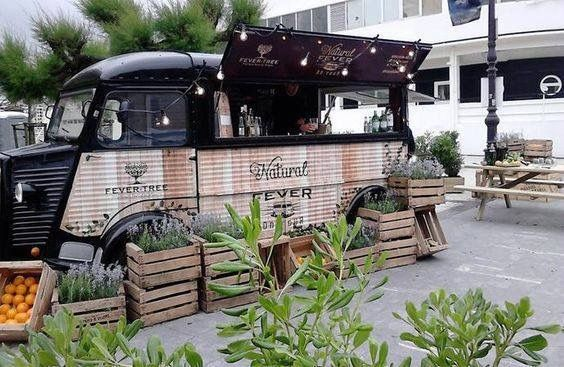 61 best mobile food carts images on pinterest for My sushi gijon