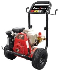 BE P296HX Pressure Washer 6HP Honda 2900psi GC190 Engine.  Rated at 2.5 GPM @ 2900 PSI with a honda engine from ETS Company http://www.shopetsonline.com/product-p/p296hx.htm