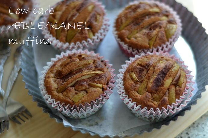 Æble/kanel muffin2