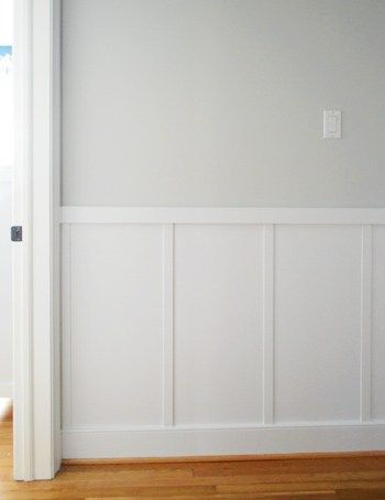 our 57 board and batten tutorial it s surprisingly easy mmhome rh pinterest ca