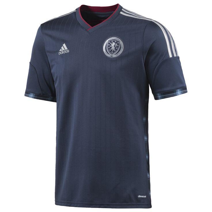 adidas Camiseta de Fútbol Selección Escocesa Local | adidas Colombia