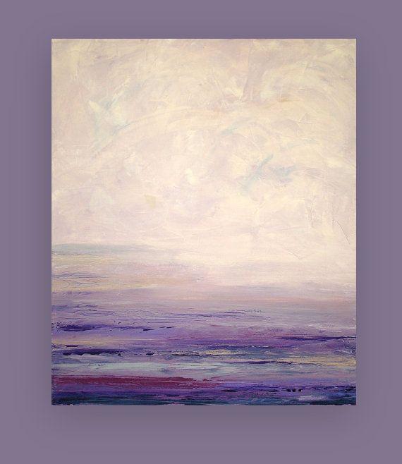 Esta es una pintura original del artista acrílico Birenbaum Ora.    Hermosos tonos suaves de lavanda, cremas y morados son acentuados con suaves toques de marrón y gris. Esto es una impresionante pieza en persona. Textura muy rica para la maravillosa profundidad.    Lados serán acabados y llegarán firmado, sellado y cableada para fácil visualización.    Título: ausencia  Dimensiones: 30x36x1.5   MEDIO: Acrílicos sobre lienzo Gallery    HABITACIÓN VISTAS NO PUEDEN SER EXACTAS.    Gracias por…