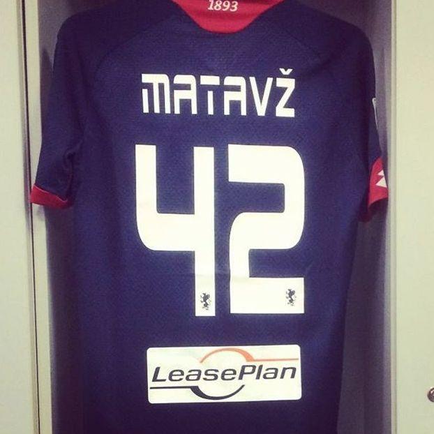 42 Tim #Matavž #Genoa