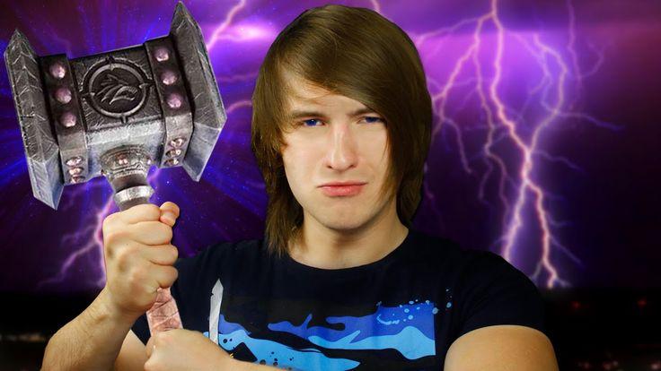 ХЕРАЧИМ ВСЁЁЁ!-Where Is My Hammer(GAME VLOG-16)