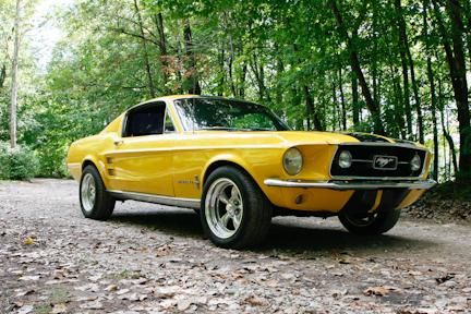1967 Ford Mustang C-Code Fastback