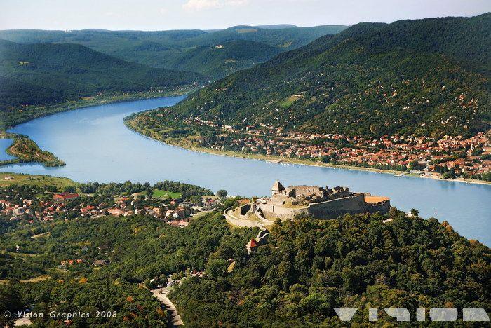 Danube Bend in Visegrád