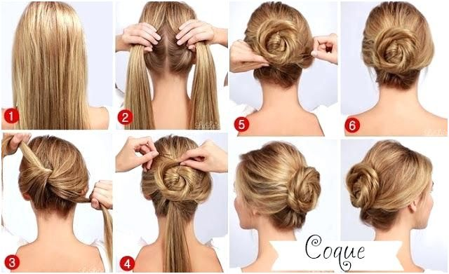 12 Glamorous Easy And Quick Hairstyles Style Check More At Https Www Maneleradio Net 12 Easy Hairstyles Easy Hairstyles For Long Hair Short Hair Styles Easy