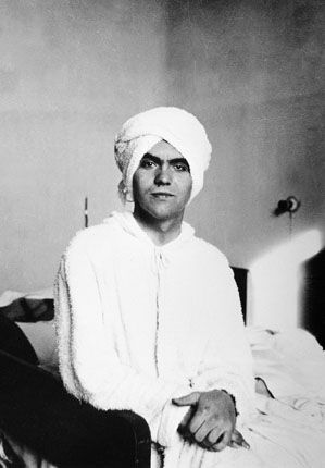 Federico García Lorca: my favourite picture of this poet.
