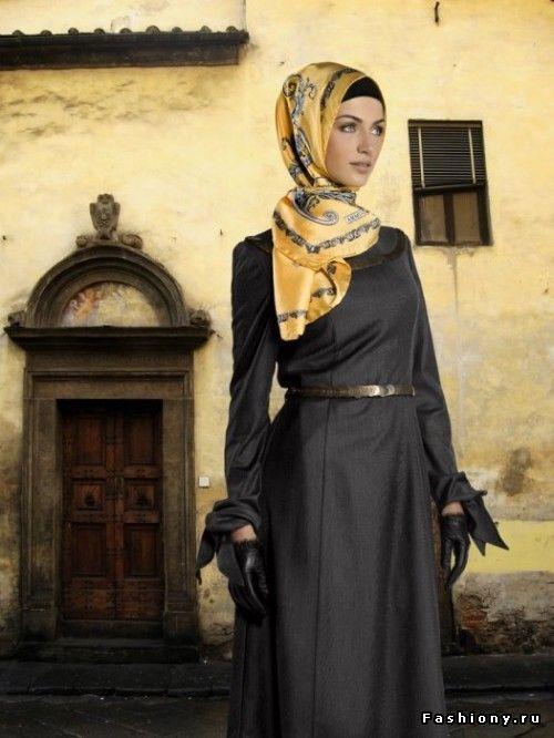 Мусульманский хиджаб: загадка Востока