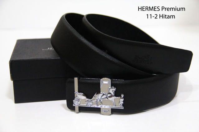 IKAT PINGGANG / GESPER PRIA Import Branded Premium [LV, Hermes ...