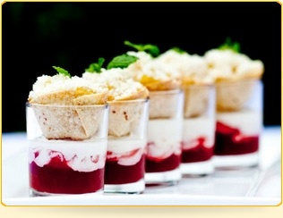 54 best images about dessert canapes on pinterest for Buy canape shells