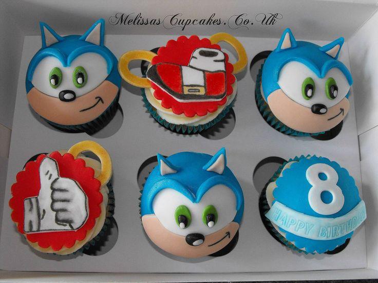 epicponyz: Sonic Cupcakes