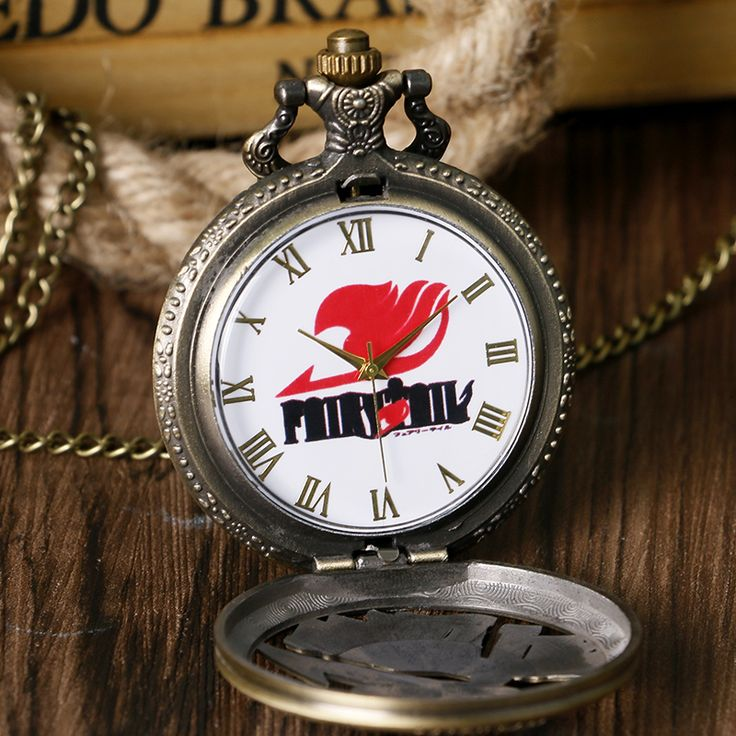 Cool Japaneses Animation Fairy Tail Natsu Dragneel Hollow Design Quartz Pocket Watch With Necklace Chain Relogio De Bolso  EUR 3.00  Meer informatie  http://ift.tt/2pcwFaO #aliexpress