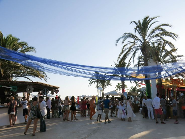Find out where the best day parties and beaches are - and why Ibiza is the Zenith during summertime.