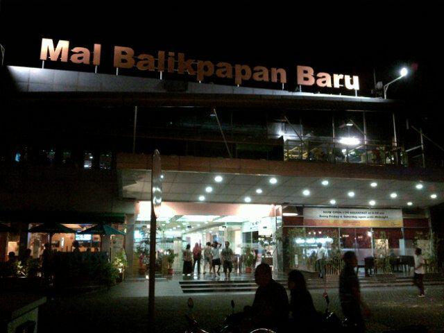 Mal Balikpapan Baru (Mal Fantasi) in Balikpapan, Kalimantan Timur