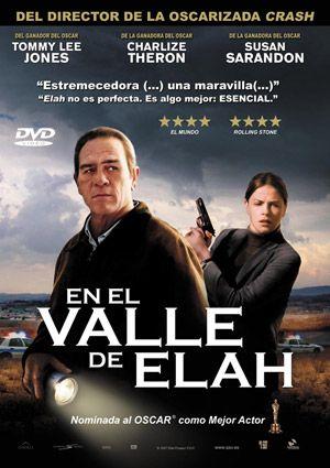 En el valle de Elah (2007) EEUU. Dir: Paul Haggis. Drama. Suspense. Guerra de Iraq - DVD CINE 989 e DVD CINE 1862-II