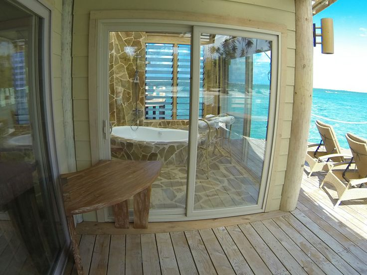 Over water accommodation, perfect for romantic couples. Coconut's Beach Club Resort & Spa, Samoa  www.islandescapes.com.au