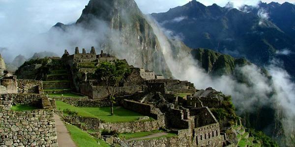 Peru Panorama in Peru, South America $2805