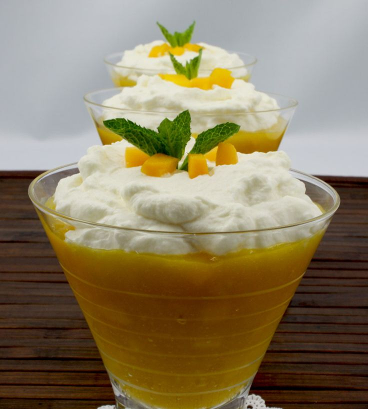Blood Orange Syllabub Recipe — Dishmaps