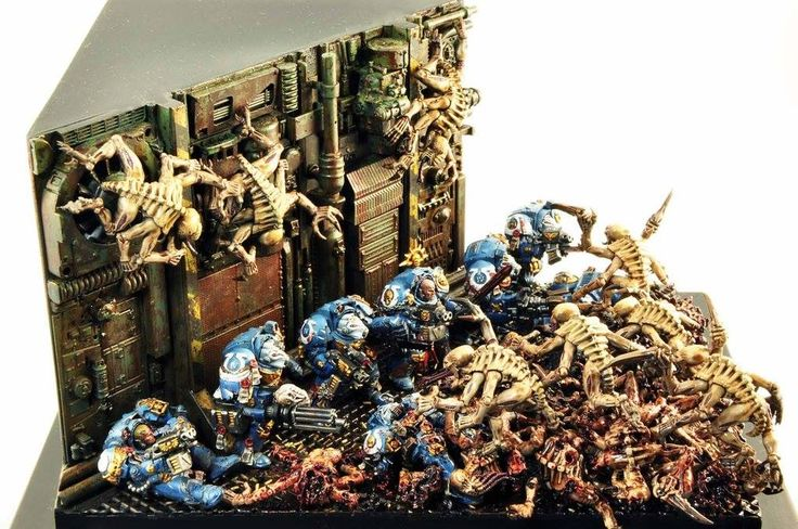 39 best images about Diorama 40k on Pinterest   Tyranids ...