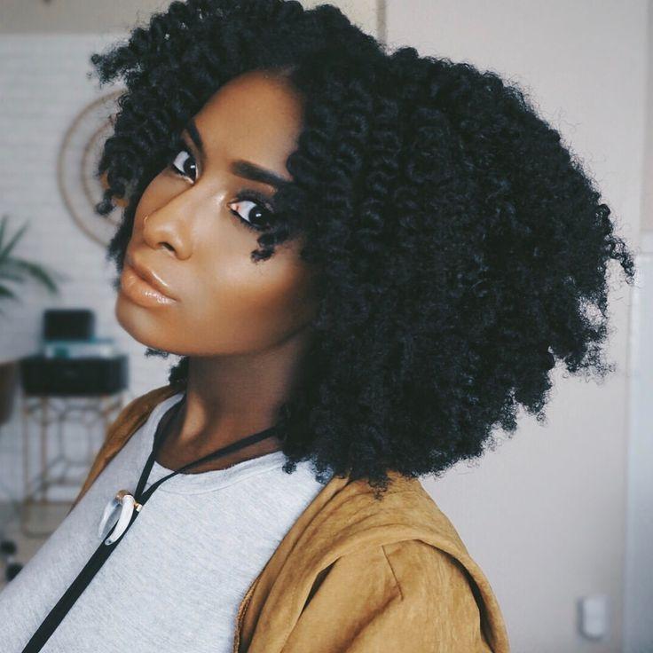 - Ambrosia Malbrough (@brosiaaa) Afro hair. Natural hair. Kinky hair. Brown skin. Beauty. Afro-textured hair