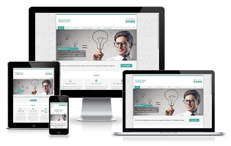http://wpthemess.net/discovery/ Discovery is a fully responsive and highly customizable #Free #WordPress #Theme