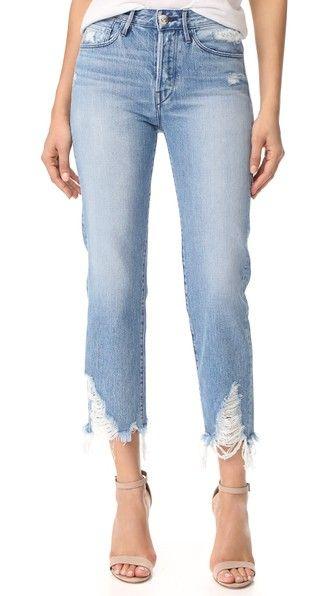 Finishline Woman Higher Ground Shatter Distressed Boyfriend Jeans Light Denim Size 27 3x1 Recommend Cheap Online xXvl8HC