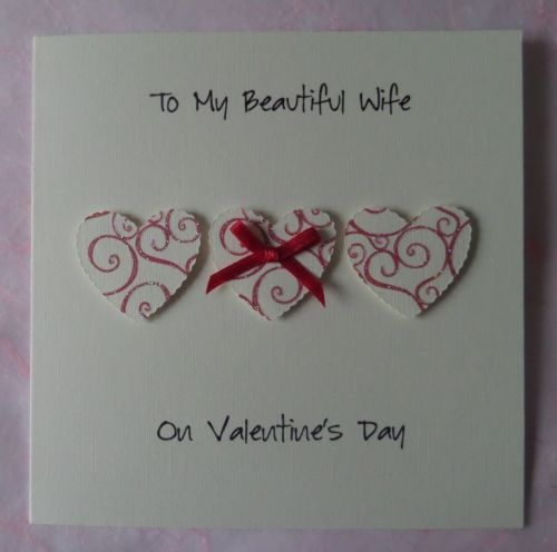 24 best images about Valentine card ideas – Wife Valentine Card
