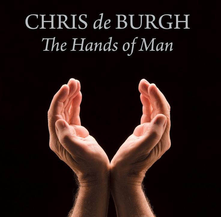 album cover art [10/2014]: chris de burgh ¦ the hands of man  