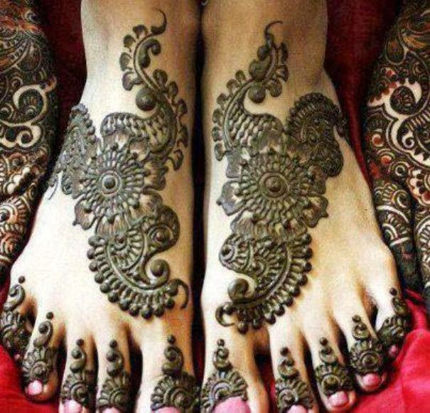 mehandi designs bridal - Google Search
