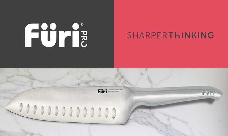 Furi Knives #brand #Identity by #Iconika