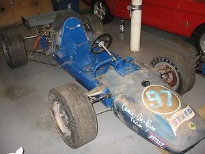 1963 Lotus 27 Formula car sold offline asap