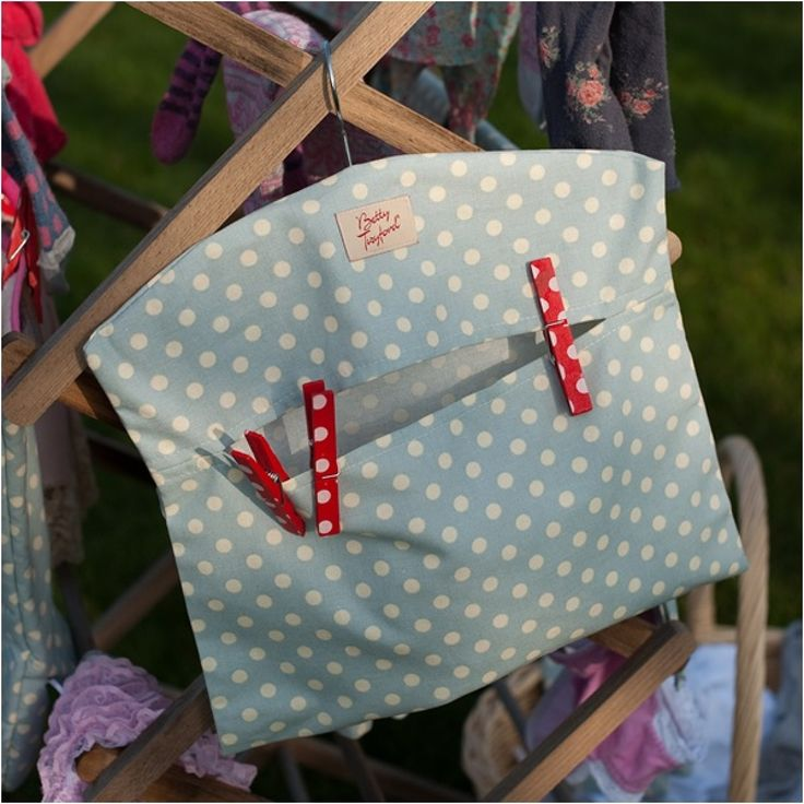 35 best Peg bags images on Pinterest | Peg bag, Clothespin bag and ...