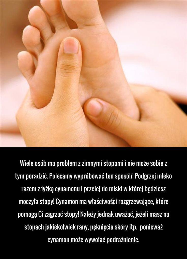 Praktyczny trik dla osób mających często zimne stopy!